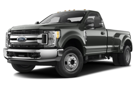 New 2018 Ford F-350 Exterior