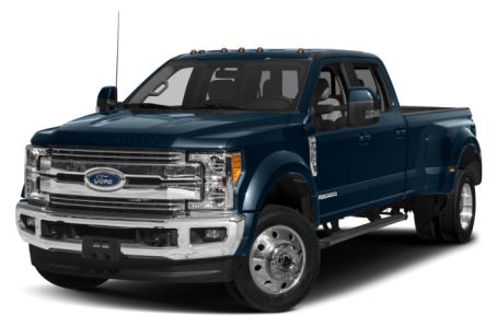 New 2018 Ford F-450 Exterior
