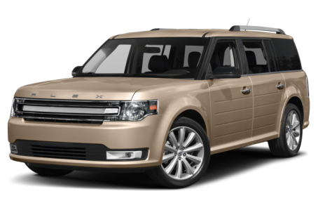 New 2018 Ford Flex Exterior