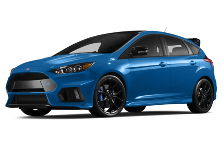 New 2018 Ford Focus RS Exterior