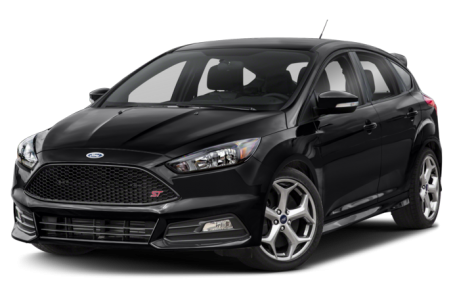 New 2018 Ford Focus ST Exterior