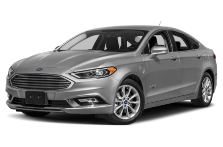 2018 Ford Fusion Energi Exterior