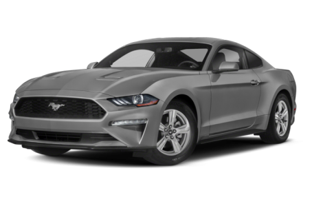 New 2018 Ford Mustang Exterior