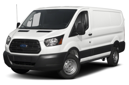 New 2018 Ford Transit-250 Exterior