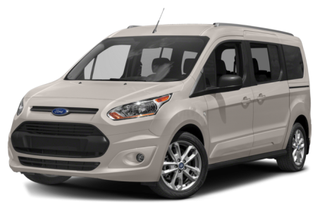 New 2018 Ford Transit Connect Exterior