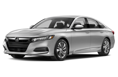 New 2018 Honda Accord Exterior