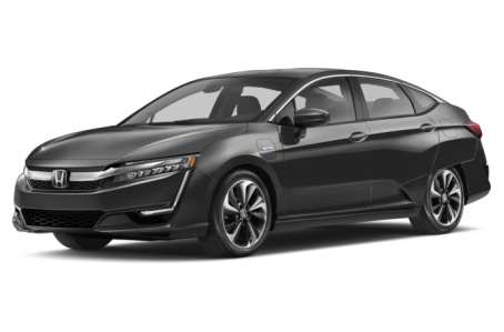 New 2018 Honda Clarity Plug-In Hybrid Exterior