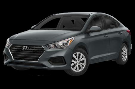 2018 Hyundai Accent Exterior