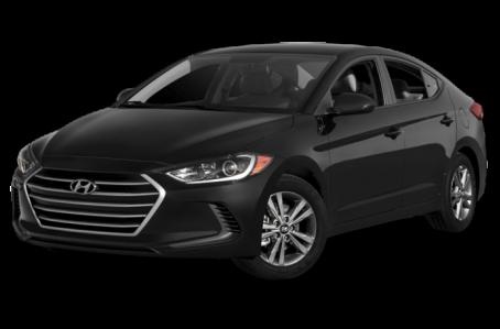New 2018 Hyundai Elantra Exterior