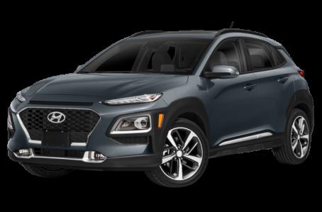 New 2018 Hyundai Kona Exterior