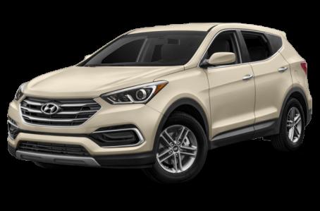 2018 Hyundai Santa Fe Sport Exterior