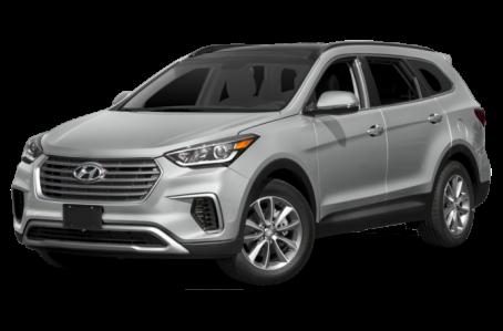 2018 Hyundai Santa Fe Exterior