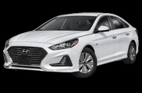 New 2018 Hyundai Sonata Hybrid Exterior