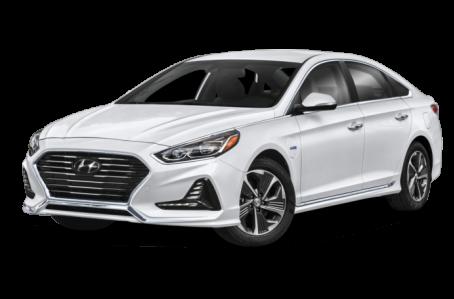 New 2018 Hyundai Sonata Plug-In Hybrid Exterior