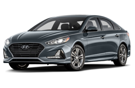 New 2018 Hyundai Sonata Exterior
