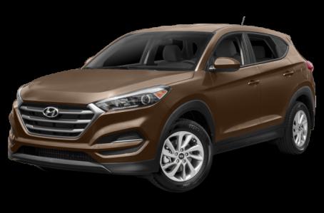 2018 Hyundai Tucson Exterior