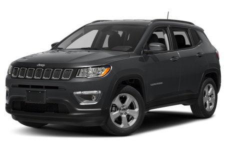 New 2018 Jeep Compass Exterior
