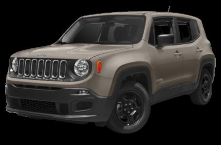 New 2018 Jeep Renegade Exterior