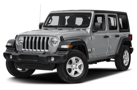 New 2018 Jeep Wrangler Unlimited Exterior