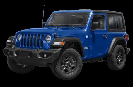 New 2018 Jeep Wrangler Exterior