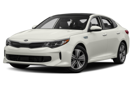 New 2018 Kia Optima Hybrid Exterior