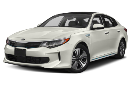 New 2018 Kia Optima Plug-In Hybrid Exterior