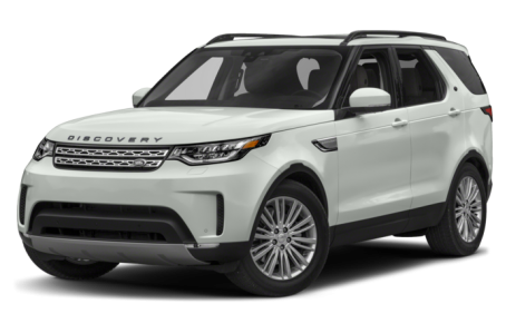 New 2018 Land Rover Discovery Exterior