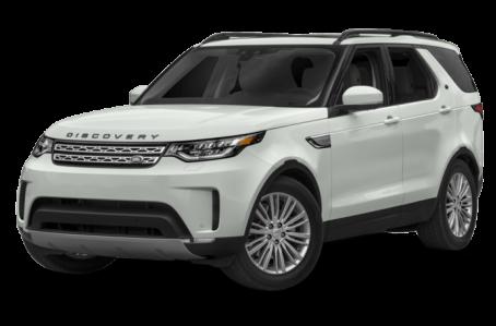 2018 Land Rover Discovery Exterior