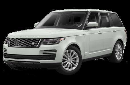 2018 Land Rover Range Rover Exterior