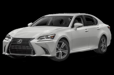 New 2018 Lexus GS 350 Exterior