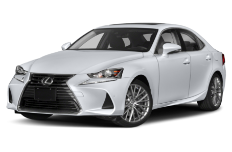 New 2018 Lexus IS 300 Exterior