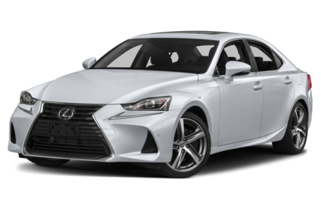 New 2018 Lexus IS 350 Exterior