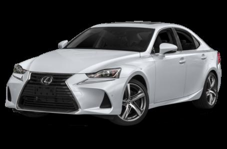 2018 Lexus IS 350 Exterior