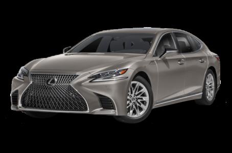 New 2018 Lexus LS 500 Exterior