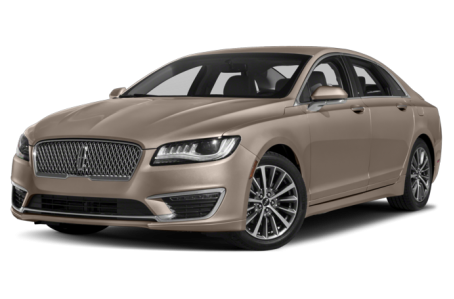 2018 Lincoln MKZ Hybrid Exterior