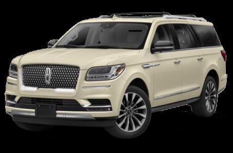 2018 Lincoln Navigator L Exterior