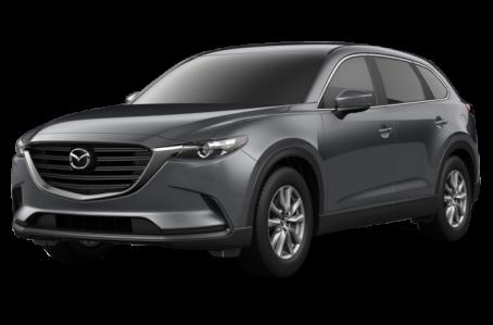 New 2018 Mazda CX-9 Exterior