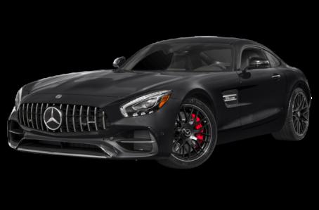 2018 Mercedes-Benz AMG GT Exterior
