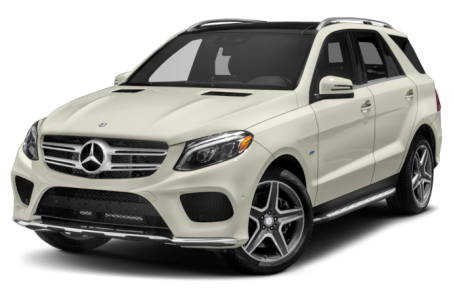 New 2018 Mercedes-Benz GLE 550e Plug-In Hybrid Exterior