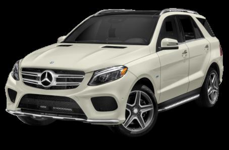 2018 Mercedes-Benz GLE 550e Plug-In Hybrid Exterior