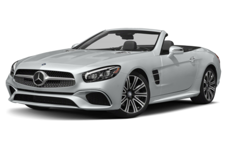 New 2018 Mercedes-Benz SL 450 Exterior