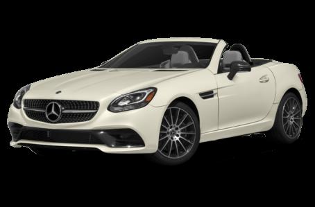 New 2018 Mercedes-Benz SLC 300 Exterior