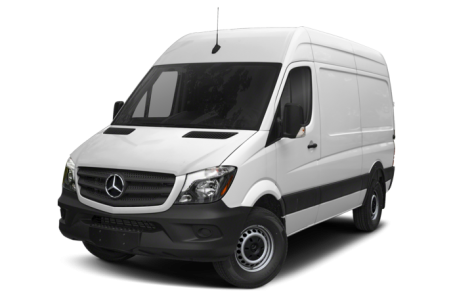 New 2018 Mercedes-Benz Sprinter 3500 Exterior