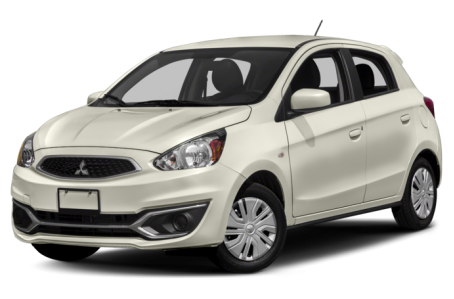 New 2018 Mitsubishi Mirage Exterior