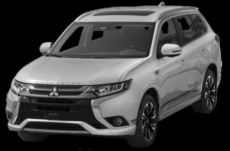 New 2018 Mitsubishi Outlander PHEV Exterior