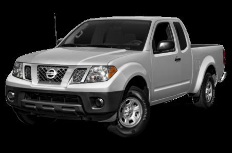 2018 Nissan Frontier Exterior