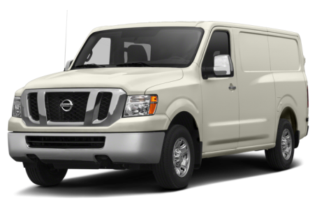 New 2018 Nissan NV Cargo NV2500 HD Exterior