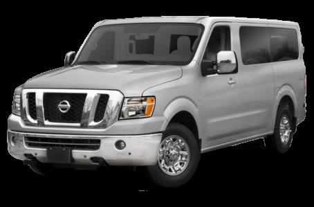 New 2018 Nissan NV Passenger NV3500 HD Exterior