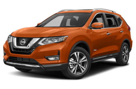New 2018 Nissan Rogue Hybrid Exterior