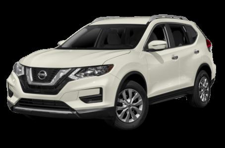 New 2018 Nissan Rogue Exterior